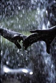 rain hands