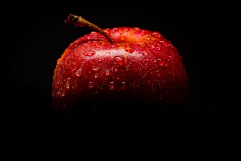 red apple1